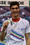 CAMPIONATI ITALIANI INDOOR JUN/PRO
